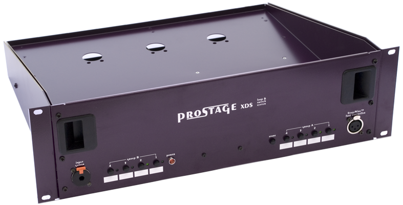 Prostage Guitar Pedal Looper XDS
