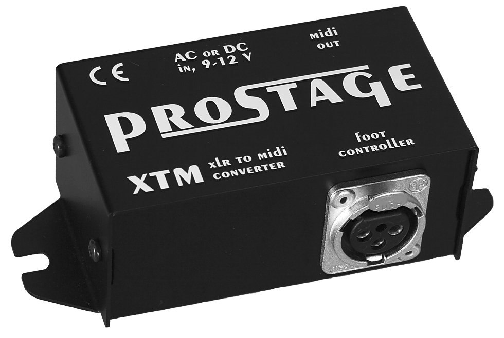 MIDI Hand Controller