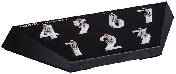 X07 Foot Controller for Diezel Amplifier